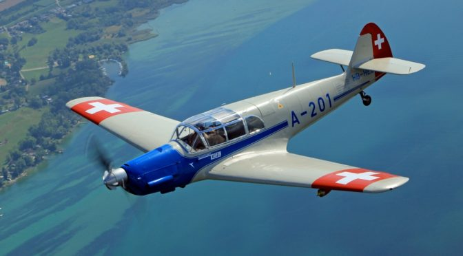 Vols sur les avions de l'AMPA